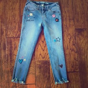 Cat and Jack size 8 jeans - worn only once.